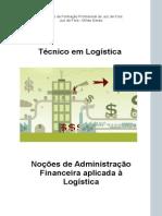 Noções de Administração Financeira Aplicada à Logística