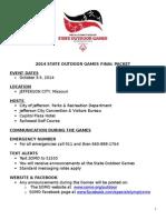 2014 Outdoor Game Coaches Handbook