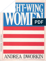 Dworkin, Andrea - Right-wing Women