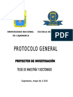 Protocolo General