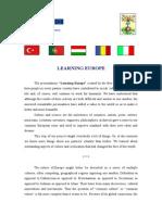 european essay learning europe
