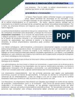 Actitud Emprendedora e Innovación Corporativa (2)