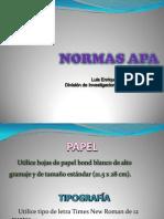 Normas Apa 1