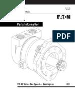 Eaton EN-0201 ® Hydraulic Motor