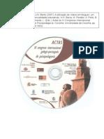 A Utilização de Vídeos Em Blogues Um Estudo Sobre as Potencialidades Educativas
