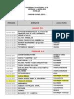 Program Expozitional 2015