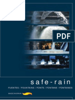 Water Fountains Catalogue 2013