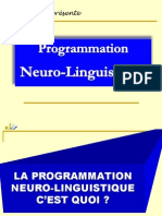 Programmation Neuro Linguistique