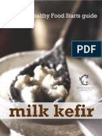 Kefir Recipe eBook