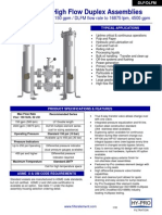 DLF-LFM - High Flow Duplex Assemblies