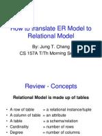 ER models