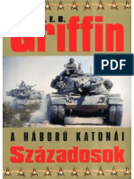 W. E. B. Griffin - A Háború Katonái 02 - Századosok