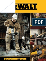 DeWalt CATALOG 2013