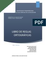 Libro de Ortografias