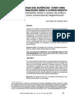 Sociologia Das Ausências e Das Emergências (Artigo Revista Da Farn)