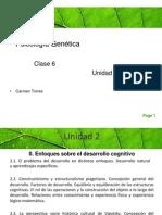 Psicologc3ada Genc3a9tica Clas5 2012 Unidad 2 1