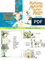 Marlene, Marlene, Queen of Mean by Jane Lynch, Laura Embry, PHD, and A. E. Mikesell; Illustrated by Tricia Tusa