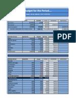 Budget Waqas Akram Abbasi (345-9589238 Calculator