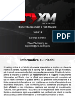 Money Management Risk Reward Lorenzo Sentino