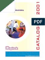 Catalogo 2001