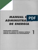 1 Instalações - Análise de Contas - Análise Econômica