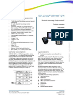 Csr1000 Qfn Data Sheet Cs-216340-Ds