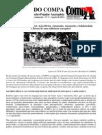 BOLETIM DO COMPA Nº 4 - Ocupação Guarani-Kaiowá