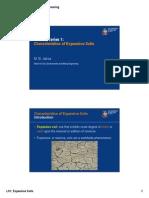 Adv Civil Geotech_LS1_Expansive Soils_2 Slides