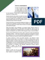 HISTORIA Y ANCEDENDTES DE LA INDEPENDENCIA.docx