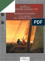 219485385 Safranski Rudiger Romanticismo Una Odisea Del Espiritu Aleman