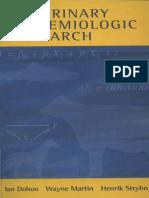 Dohoo Veterinary Epidemiologic Research Ocr