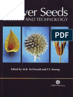 Flower Seeds- Biology and Technology