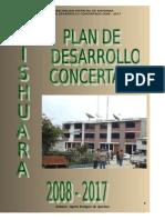 Plan de Desarrollo Concertado Del Distrito de Kishuara 2008