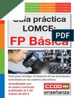 Guía Práctica Lomce Fp Básica Ccoo