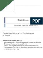 Depósitos de Sulfetos