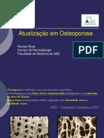 Aula 10 - Atualização Em Osteoporose