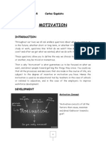 Motivation Leadership.