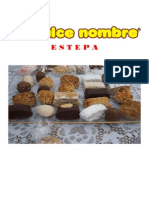 Catálogo El Dulce Nombre