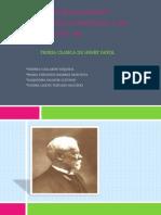 Teoria Clasica de Henry Fayol