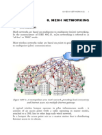 Ch08 Mesh Networking