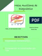 Meios Auxiliares de Diagnóstico