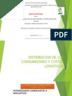 1.4 Delgado Cabrera Rolando Cesar. Distribucion de Los Consumidores y Costos Logisticos