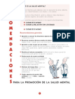Folle to Salud Mental