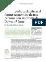 Cómo Ayudar a Planificar El Futuro Económico de Una Persona Con SD