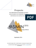 Proyecto Simin 2015 - Septiembre