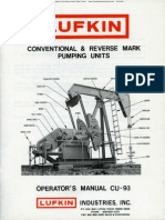 Lufkin Conventional & Reverse Marke Installation Manual CU 93 OCR Reduced