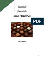 candinas social media plan