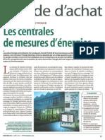 MESURES Juin 2012_Centrales de Mesure_efficacité Énergétique_centrales de Mesure_power Meter_energy Meter_smart Grid_réseaux Intelligents