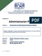 U1_A1_Admon Publica_Ensayo Los Nudos Historicos