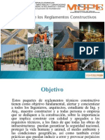 Reglamentos Consrtructivo Del MOPC